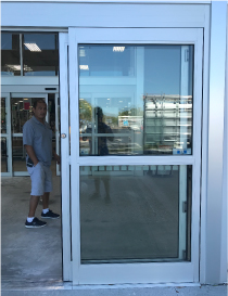 Commercial Glass Installation Service